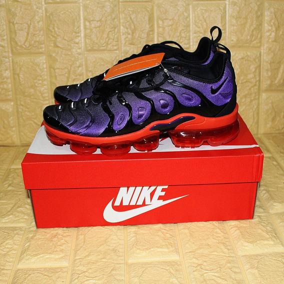 Tênis Nike Air Vapormax Plus Masculino Voltage Purple Black