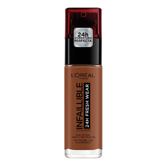 Base Maquillaje Mate Duración Infallible24h L