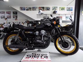 Kawasaki W800 Negra 2012