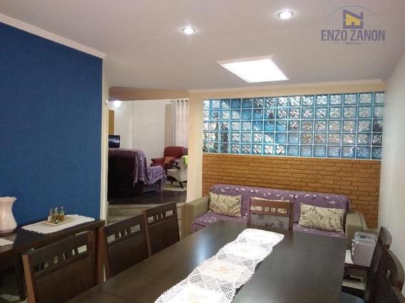 Sobrado Residencial À Venda, Parque Espacial, São Bernardo Do Campo - So0412. - So0412