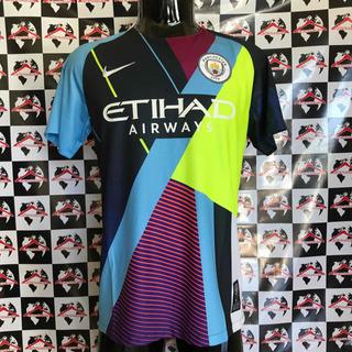 Camisa Nike Manchester City Comemorativa