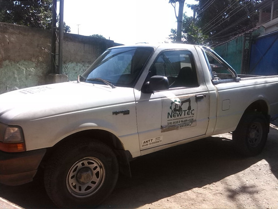 Ford Ranger 2.5 Cabine Simples 8 Velas Ano 2000/2001
