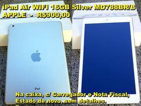 iPad Air Da Apple - Vendo