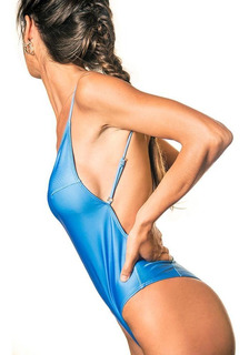 Entero Camberra Celeste Crouch Bikinis