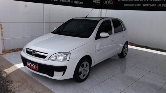 Corsa Hatch Premium 1.4 Ano 2008/2009 - Uniao Veiculos