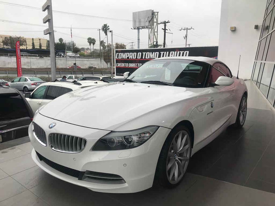 Bmw Z4 Sdrive35 Ia Aut 2012 Alpine White