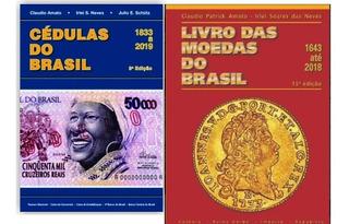 Catálogo Livro Brasil Moedas 2018 E Cédulas 2019 Amato Irlei