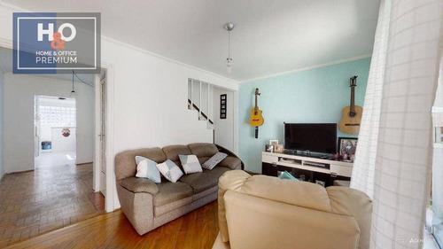 Imagem 1 de 30 de Casa Com 3 Dormitórios À Venda, 160 M² - Santa Cecília - São Paulo/sp - Ca0368