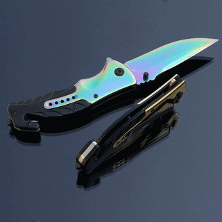 Canivete Boker Plus F90 Semi Automatico Corta Fio E Vidro