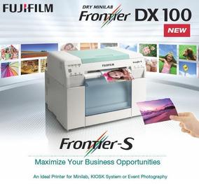 Minilab Fuji Frontier Dx100