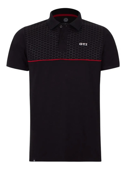 Camisa Polo Charger Gti Volkswagen Collection