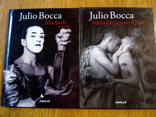 Julio Bocca: Colección 8 Dvds Aguilar, Precio Por Todos