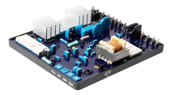 Regulador Analógico Avr-a-opt-06 / Grt7-th4 R2 10a