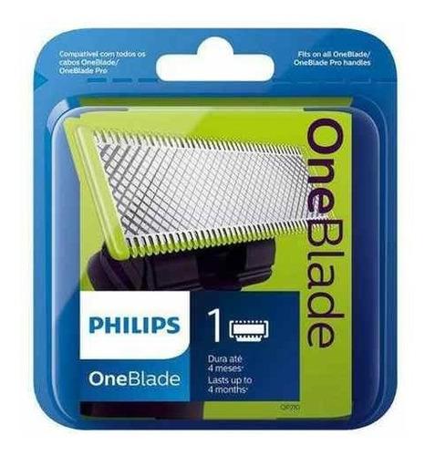 Refil Lâmina Para Barbeador Philips Oneblade One Blade Todo