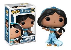 Funko Pop! Disney - Jasmine - Princesa Jasmine #326