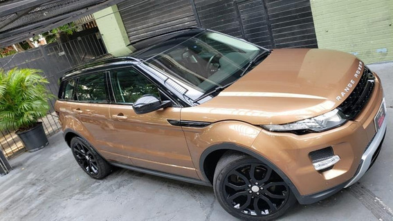 Land Rover Range Rover Evoque 2.0 Dynamic 2014