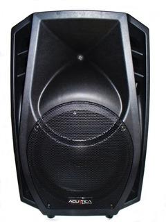 Acustica Ac-12ab Bafle Activo 350w Usb Sd Bluetooth