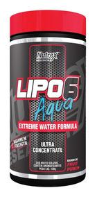 Lipo 6 Aqua Brasil - 120g - Nutrex C/ Nota Fiscal