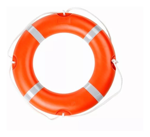 Aro Salvavidas Hombre Al Agua Barco Bote Nautica Reflectivo