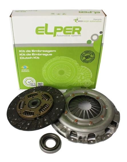 Kit Embreagem Nissan Frontier Sel 2.5 2007 A 2011 Elper