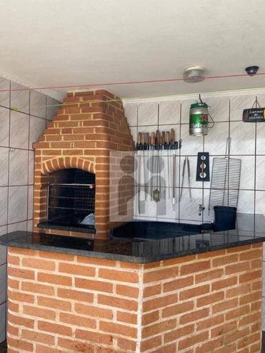 Casa Com 3 Dormitórios À Venda, 161 M² Por R$ 330.000 - Jardim José Sampaio Júnior - Ribeirão Preto/sp - Ca1067