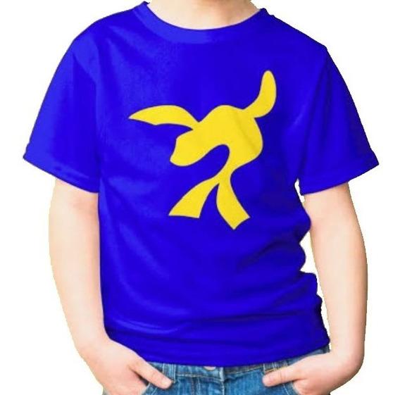 Kit 10 Camiseta Infantil Super Heróis + Brinde
