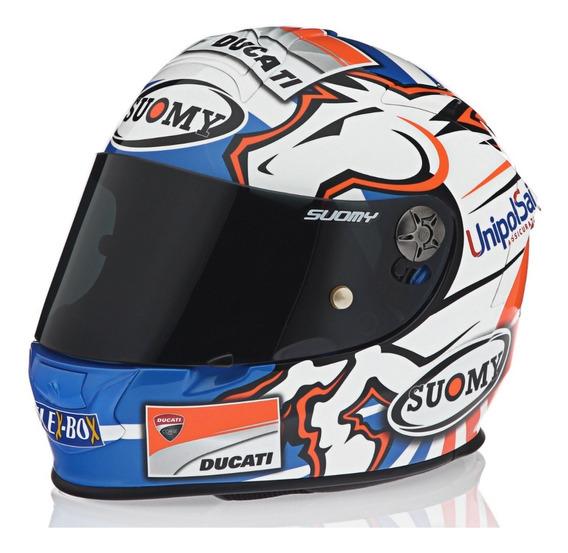 Capacete Suomy Sr Sport Dovizioso Ducati Motogp C Boné