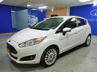 Ford Fiesta Hb Titanium At 2015