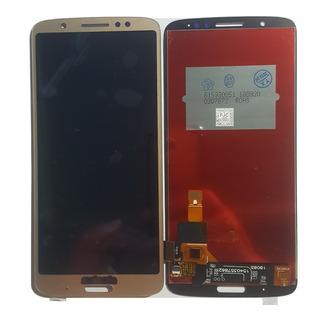Display Touch Screen Moto G6 Plus Novo Garantia Envio Ja
