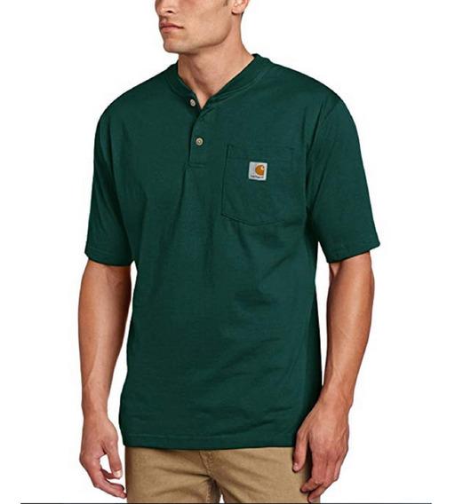 Camisa De Bolsillo Carhartt Xl Modelo Alto Envio Gratis