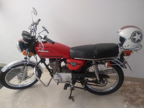 Honda Honda Cg 125 1982