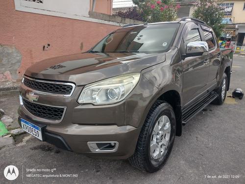 Imagem 1 de 10 de Chevrolet S10 2013 2.4 Ltz Cab. Dupla 4x2 Flex 4p