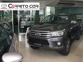 Toyota Hilux Srv 4x2 Bonificaciones Exclusivas Pago Contado
