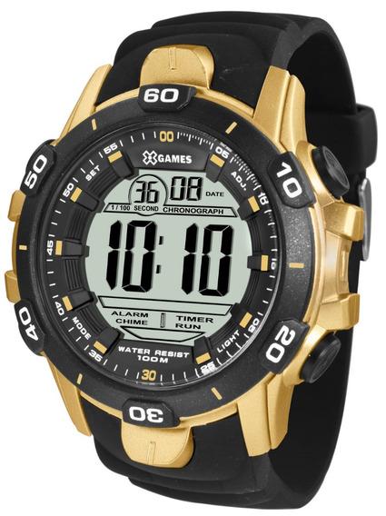 Relógio X Games Xmppd412 Bxpx - Original Com Nota Fiscal
