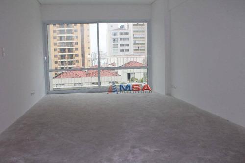 Conjunto À Venda, 30 M² Por R$ 270.000,00 - Perdizes - São Paulo/sp - Cj0457