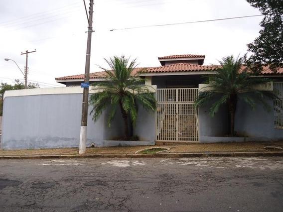 Casa Para Aluguel, 9 Quartos, Vila Santa Catarina - Americana/sp - 6126