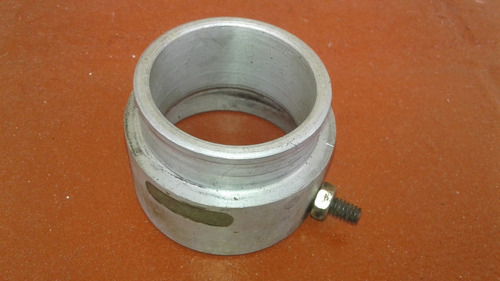Imagen 1 de 2 de Reductor De Aluminio Adaptador Para Entrada Gnc Gas