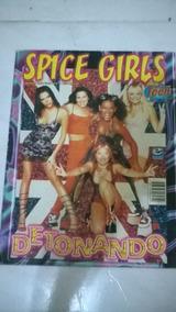 Revista Poster Spice Girls 1