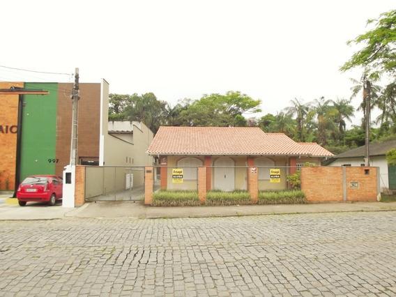 Casa Comercial Para Alugar - 07677.001