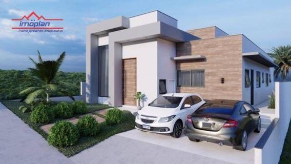 Casa Com 3 Dormitórios À Venda, 121 M² Por R$ 580.000,00 - Condomínio Terras De Atibaia - Atibaia/sp - Ca4090