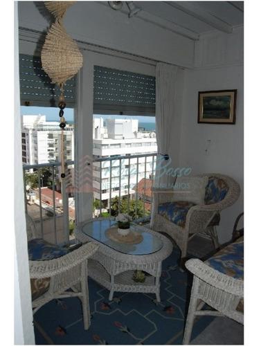 Apartamento En Peninsula, 1 Dormitorios *- Ref: 2480