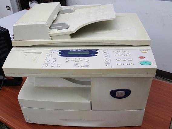 Workcentre 4118 Fotocopiadora/impresora/scanner