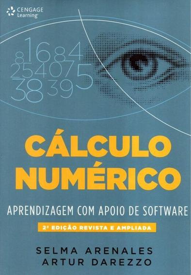 Calculo Numerico Aprendizagem Com Apoio De Software - 2ª E