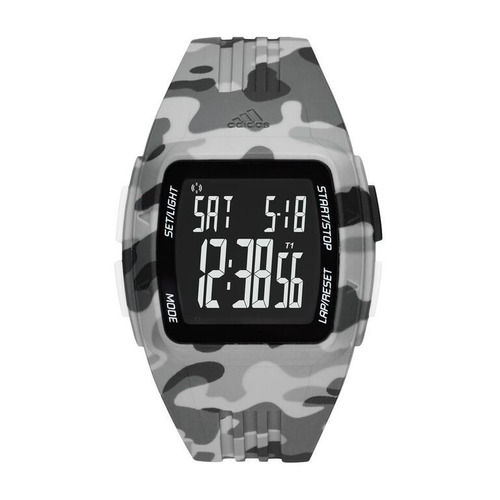 Presa Decano Compositor  Reloj adidas Performance Original Unisex Camuflado Adp3226   Mercado Libre