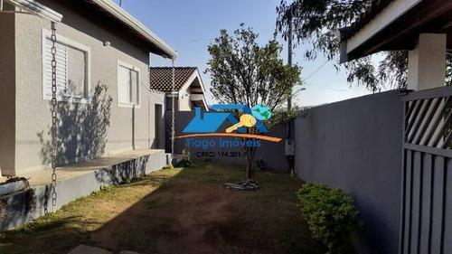Imagem 1 de 15 de Casa Em Atibaia, Condomínio Fechadocom Ótima Localização - 870