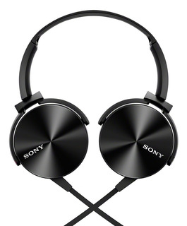Sony Mdrxb450ap Auriculares Extra Bass Smartphone Negro