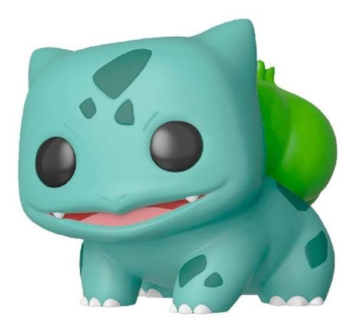 Boneco Funko Pop Anime Pokemon Bulbassauro 453