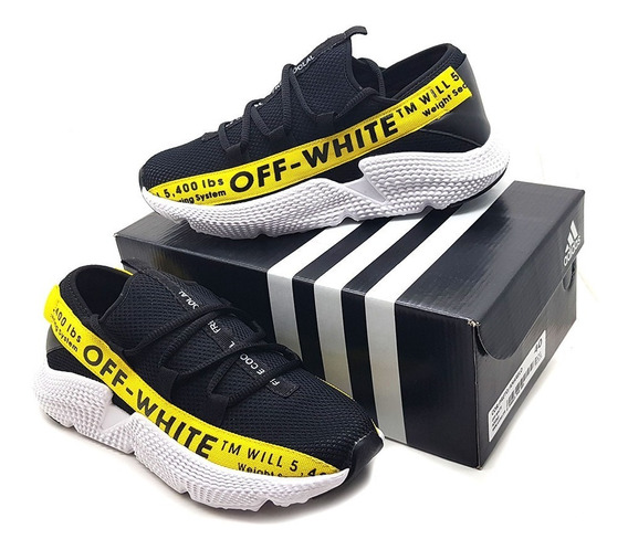 Tenis adidas Off White Premium + Frete Gratis