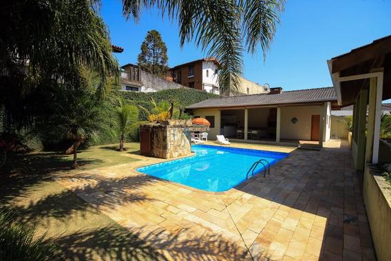 Casa Residencial Em Atibaia - Sp - Ca0297