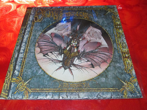 Jon Anderson - Olias Of Sunhillow - Disco Vinilo Lp